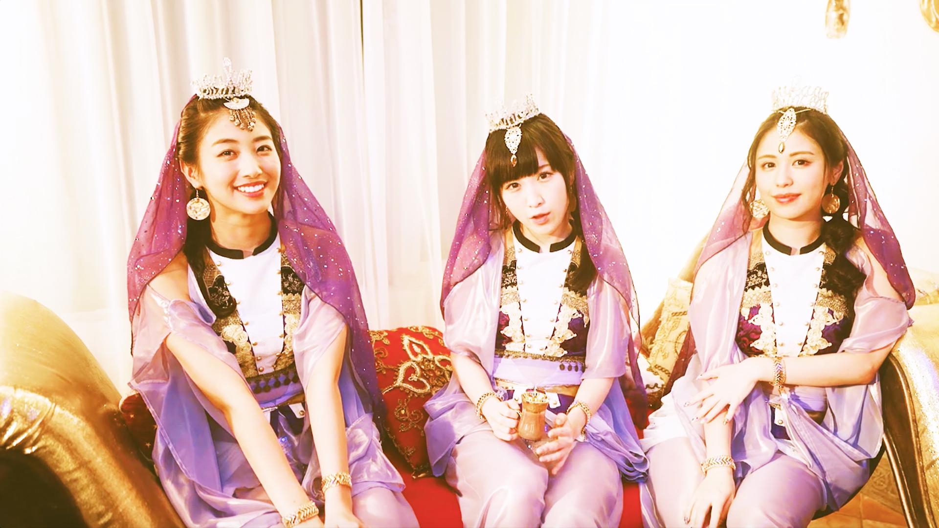 放課後プリンセス『アブラカタブLuv!』 Music Video